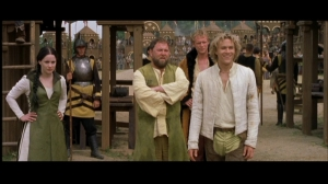 Heath Leder's suit in A Knight's Tale